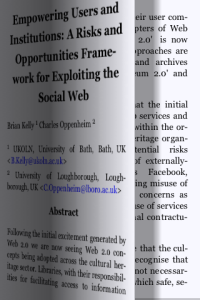 Paper in EPub format showing page-turning