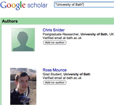 Online dating google scholar