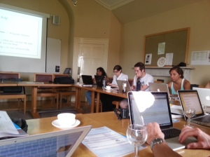 WIkipedia workshop in Oxford
