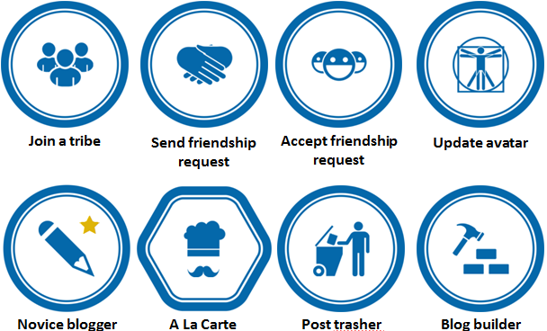 MOOC badges