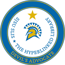 Devils advocate badge
