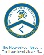Networked personality badge
