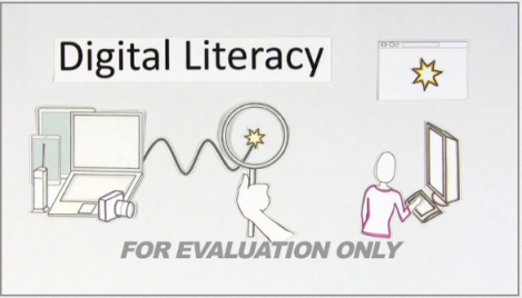 Digital literacy by Common Craft