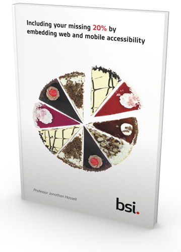 Including your missing 20% by embedding web and mobile accessibility